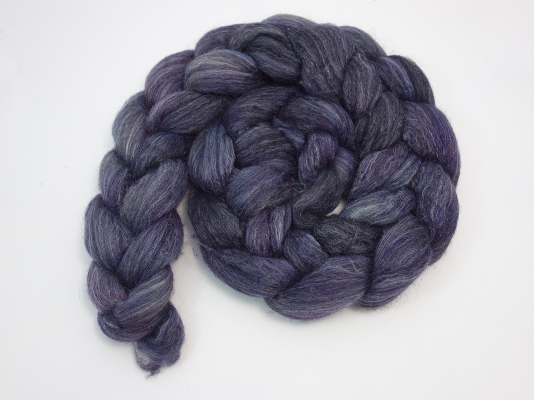 Hand Dyed BFL Top
